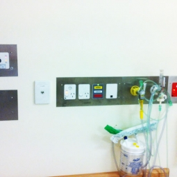 Hospital Electrical Outlets