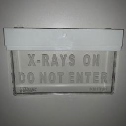 XRAY LIGHT OFF
