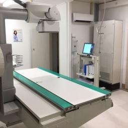 X-Ray Room Installation