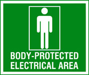 Body Protected Electrical Area